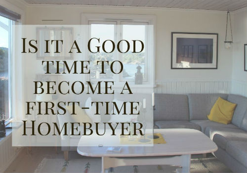Is it a Good Time to Become a First-Time Home Buyer in Mississauga & Barrie, Ontario?
